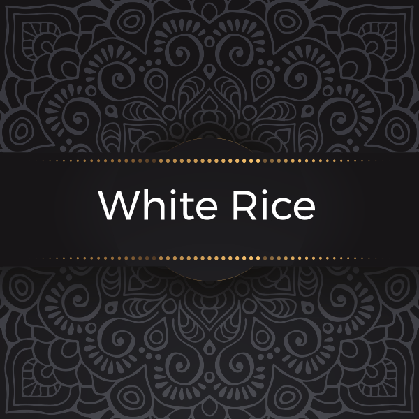 White Rice Kanan's Kitchen
