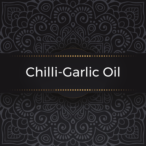 Chilli-Garlic Oil Kanan's Kitchen