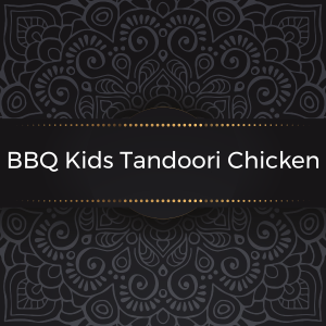 BBQ Tandoori Chicken Kanan's Kitchen